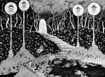 In the Secret Garden by yanadhyana