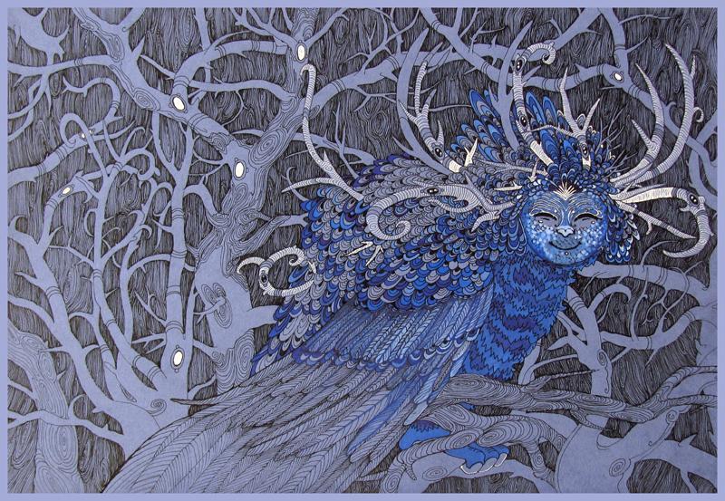 Mockingbird by yanadhyana