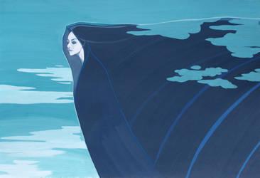 Blueberry Wind by yanadhyana