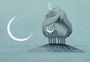 Silent Night by yanadhyana