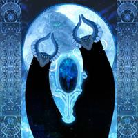 Lunar Mirror by yanadhyana