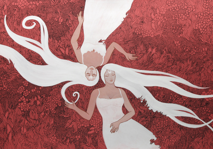 Sisters by yanadhyana