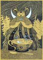 Chamomile Tea by yanadhyana