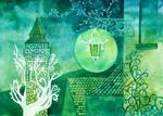 Green Lantern Street
