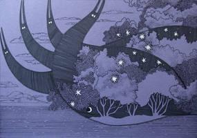 Twilight Wind by yanadhyana