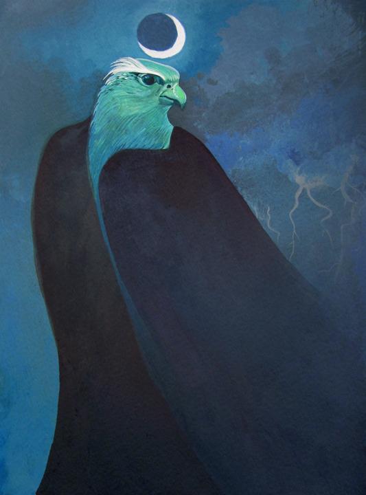 Falcon by yanadhyana