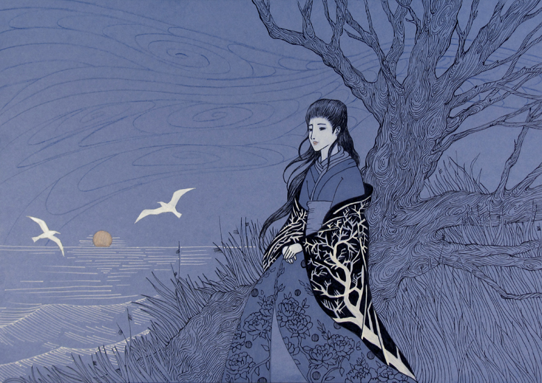 Listening to the Wind by yanadhyana