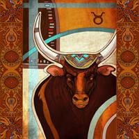 Taurus by yanadhyana