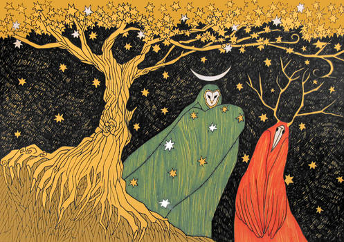 The Starry Tree