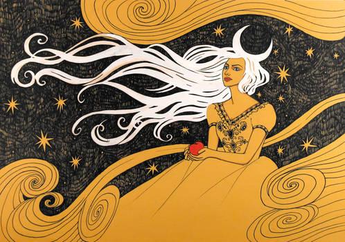 Moonlight in her Hair
