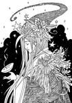 Lunar Tea by yanadhyana