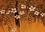 Inktober: In the Grass