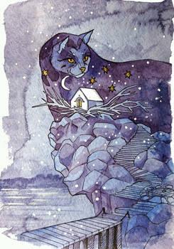 Catvember: November Night