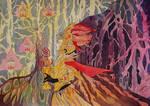 Dreamful Autumn II by yanadhyana