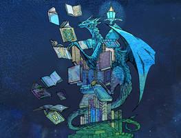 Dragon Librarian