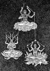 Angels by yanadhyana