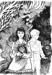The Secret of Nightingale Wood by yanadhyana