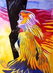 Sorceress by yanadhyana