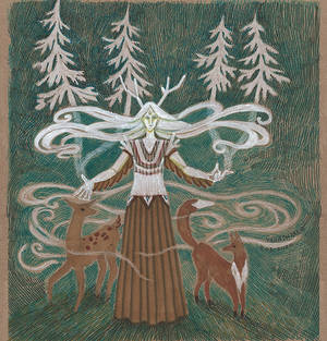 Forest Lady