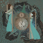 Route of Time by yanadhyana