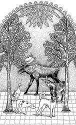 The Pig Girl of Blackapple illustration 4