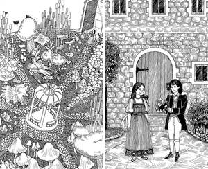 The Pig Girl of Blackapple illustration 5 6