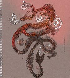Day 8: Dragon
