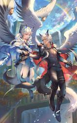 Commission : Ezekiel and Mika