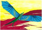 Dragonflight by V-J-Bartlett