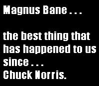 Magnus Bane by Butterflycurse