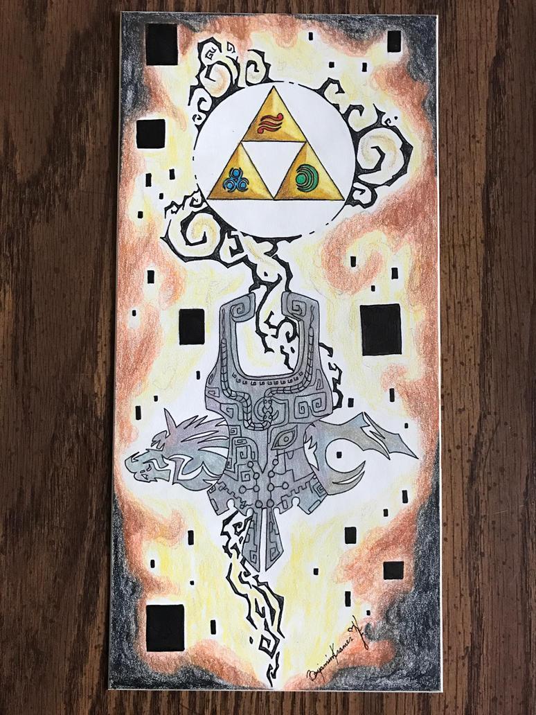 Legend of Zelda: Twilight Princess Tribute by WindowRattler