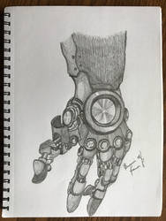 Robotic Arm by WindowRattler