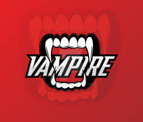 Vampire Logo (E-Sport Team) *FOR SALE*
