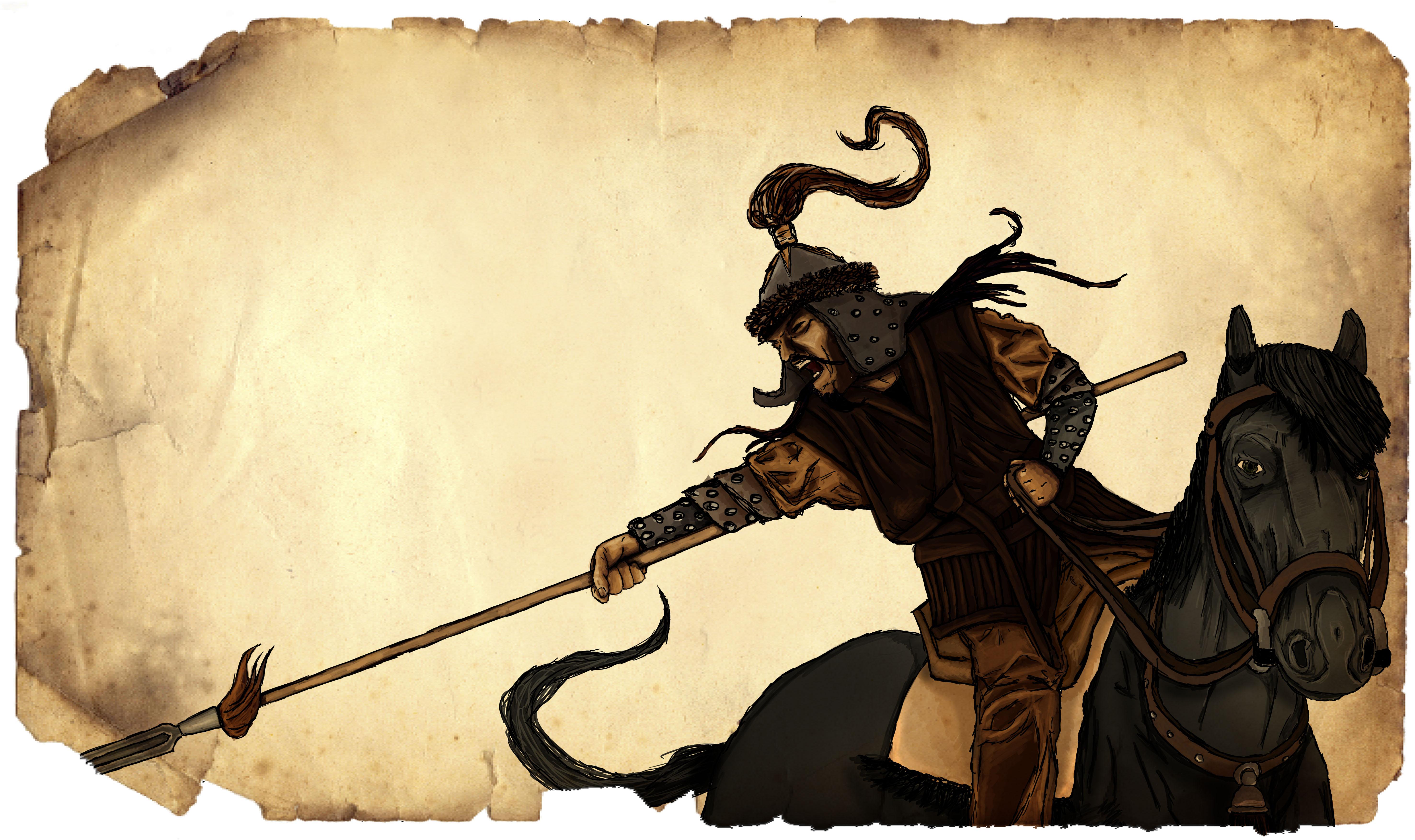 mongolian-empire-warriors