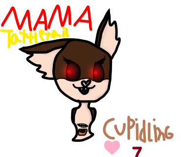 Cupidling 7 as Mama Tattletail  by Darkamil