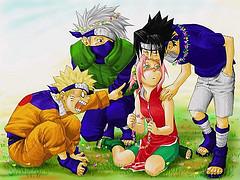 Naruto jealous of Sasuke by SonicMaster28