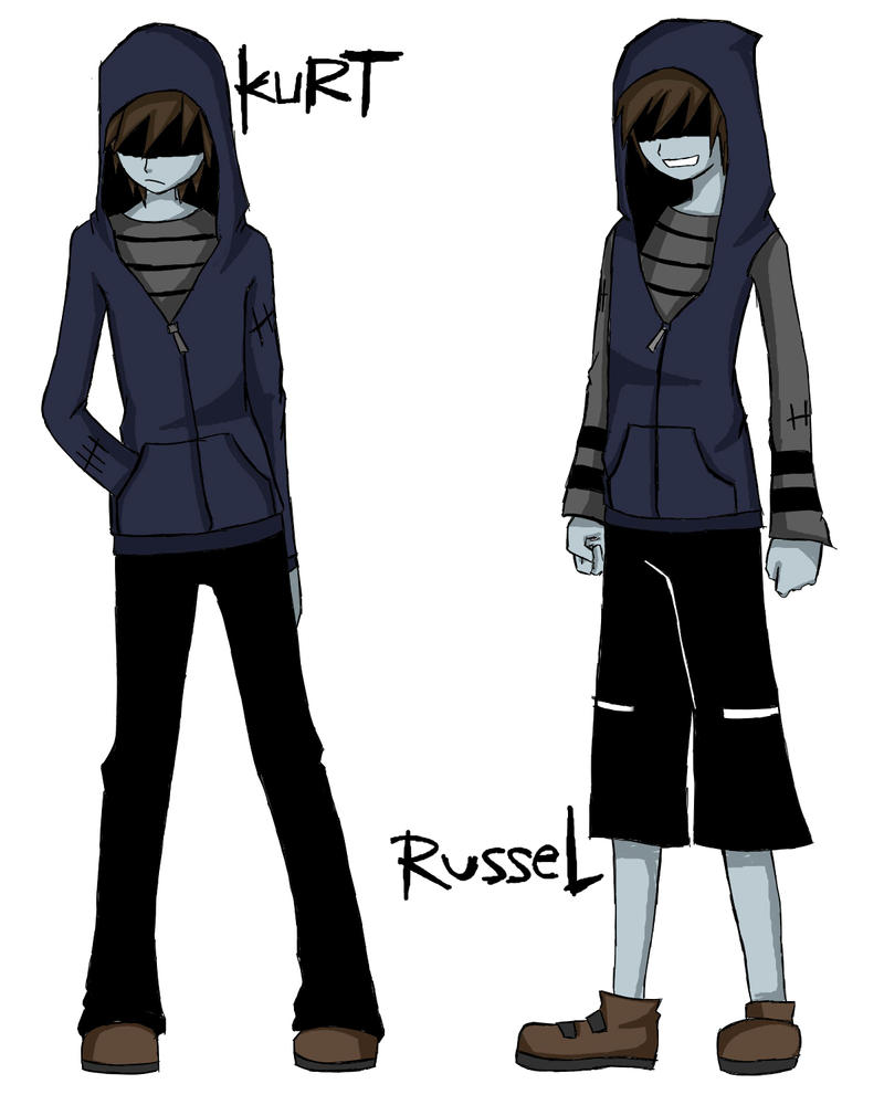 Kurt and Russel EDITED 2 by YwiiOax
