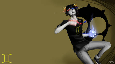 Sollux Captor desktop bg by artisticApparition
