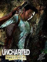 Uncharted by AhmedZoOoM