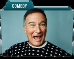 Robbin Williams Comedy Folder icon