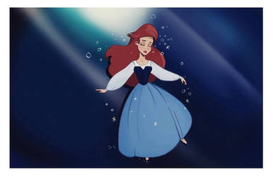 What if...Ariel's Farewell by didouchafik