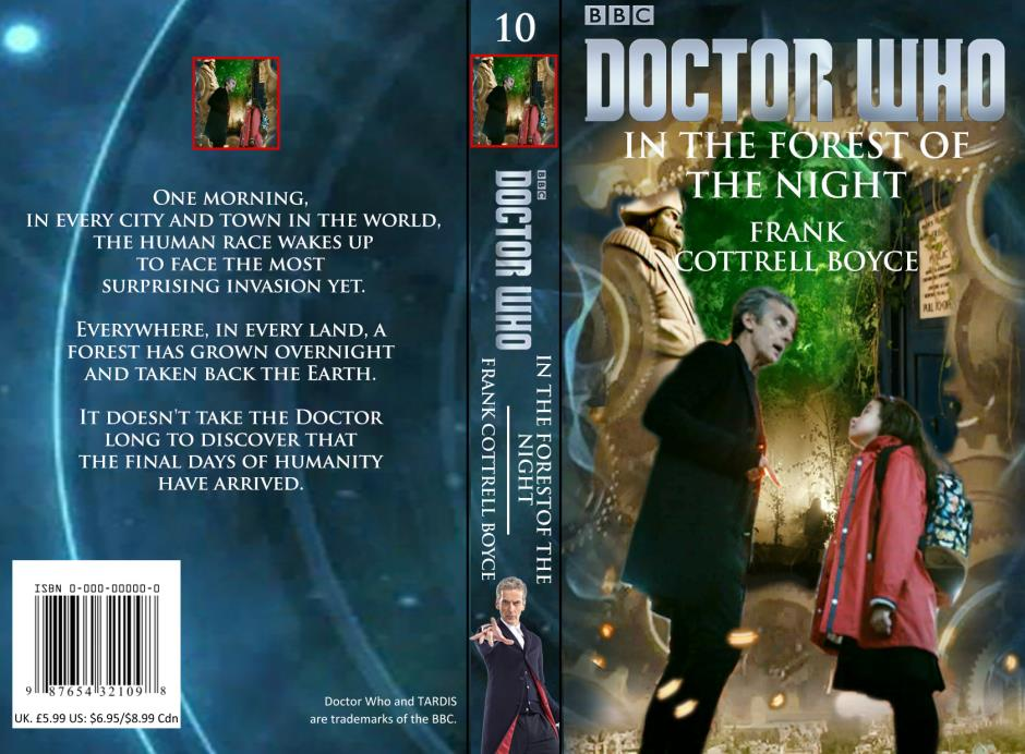 Doctor Who - In The Forest of The Night by DrWho50thAnniversary