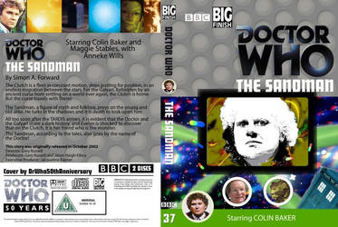 37. Doctor Who - The Sandman by DrWho50thAnniversary