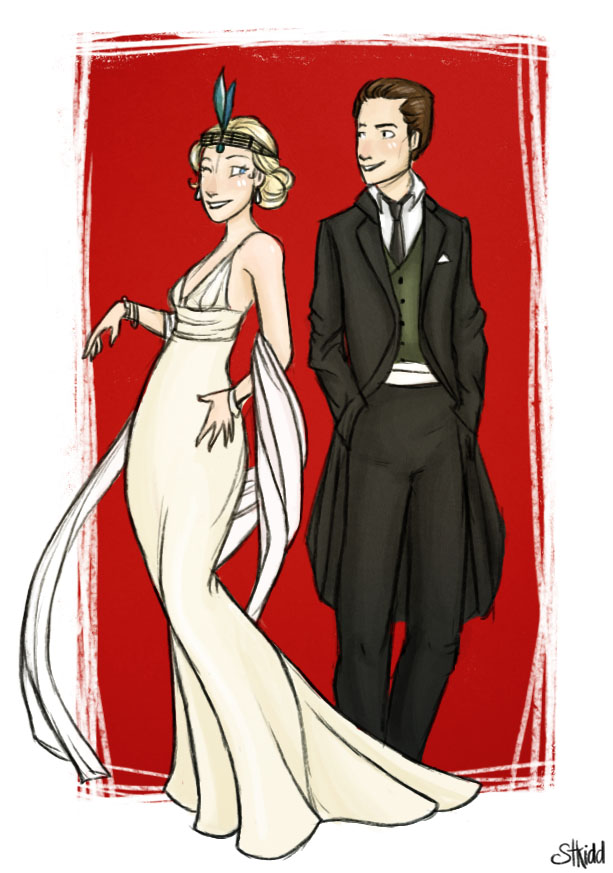 Dalek Week: Roaring Twenties by stkidd