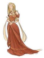 Queen Regent by stkidd