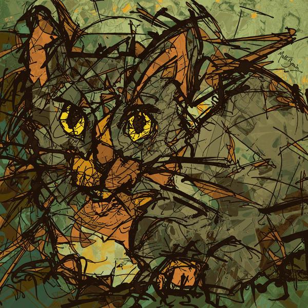 Cat's Eyes by matt-brown