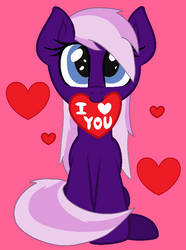 Happy Valentine's/Hearts and Hooves Day!