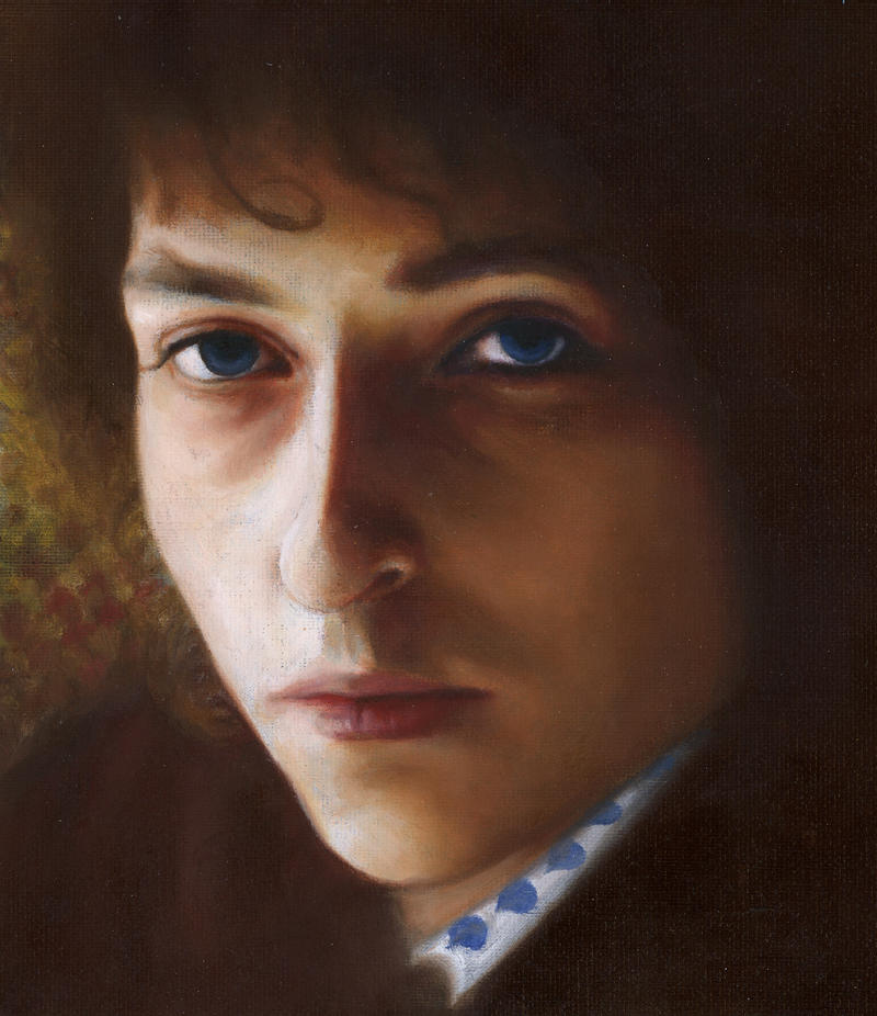 Bob Dylan by Ziggster