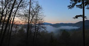 Appalachian Blue Hour