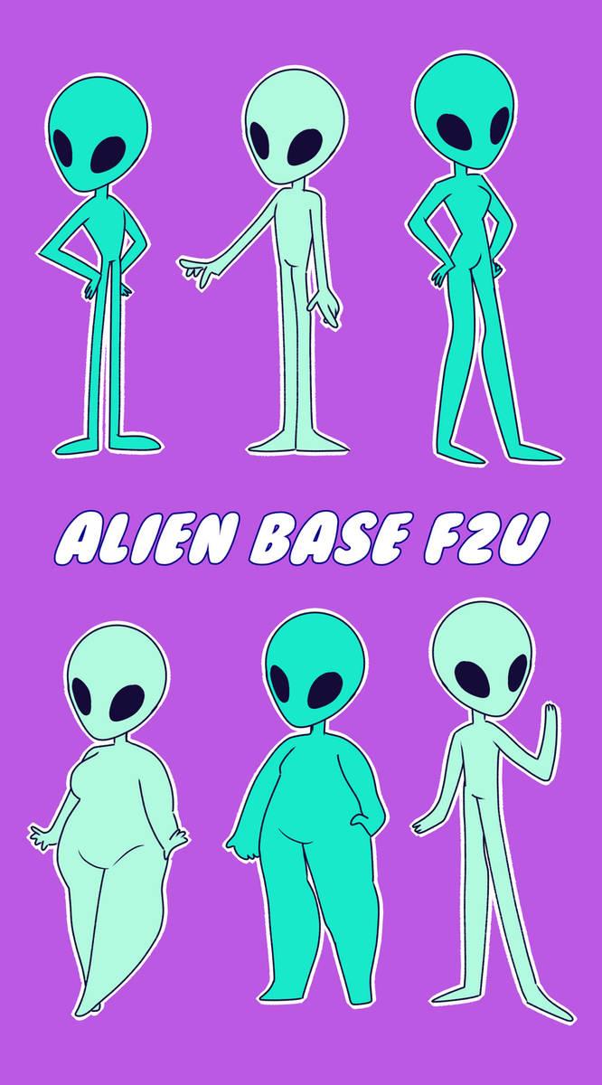 Alien base f2u